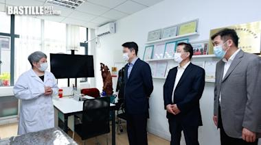 經濟財政司率代表團考察南京中醫藥業發展 | 澳門事