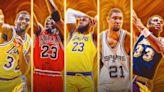 竟沒有老大!50萬人認證NBA史上最強5人 美媒曝光「G.O.A.T陣容」