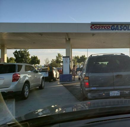 costco gas price victorville