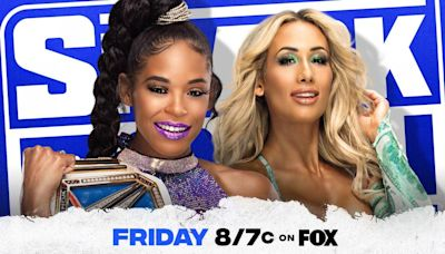 WWE SmackDown on FOX with Carmella rolls into Hard Rock Stadium for Rolling Loud Miami