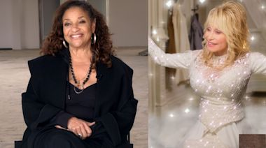 """Debbie Allen Says Dolly Parton Was """"A Dream Come True"""" to Work With"""