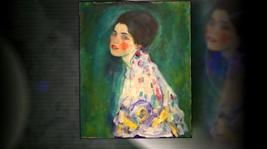 Long-lost artwork found hidden inside the walls of art museum