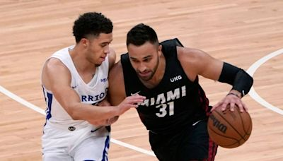 Max Strus and Omer Yurtseven shine for Heat in summer league win over Warriors