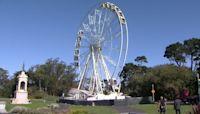 Giant ferris wheel set to open at SF Golden Gate Park