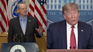 OTR: Simmering feud between Gov. Charlie Baker, President Donald Trump boils over