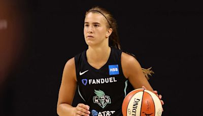 WNBA's Sabrina Ionescu Reacts to Viral Story About Her Uber-Driving Dad Bragging About Her Before She Went Pro