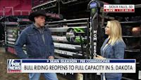 Professional Bull Riders commissioner excited to welcome back fans at full capacity