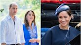 Kate Middleton, Prince William, and other royals publicly wish Meghan Markle a happy birthday
