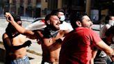 La sed de venganza lanza la protesta en Beirut y causa sus primeras víctimas