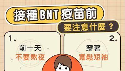 新竹縣本土+0 校園BNT疫苗23日開打