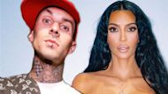 Kim Kardashian Denies Ever Hooking Up With Travis Barker