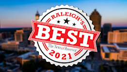 Here are the winners of Raleigh's Best 2021