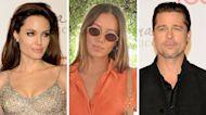 Nicole Poturalski Shuts Down Claim She Hates Rumored Boyfriend Brad Pitt's Ex Angelina Jolie