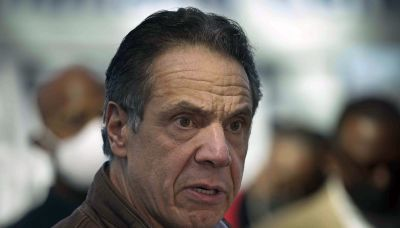 A look at the workplace sex harassment claims against Cuomo