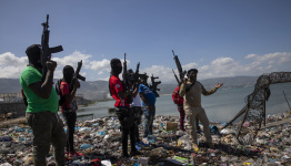 In Haiti, the difficult relationship of gangs and business