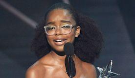 'Black-ish' Star Marsai Martin Recreates Her Iconic Meme At BET Awards & It's Amazing To Watch