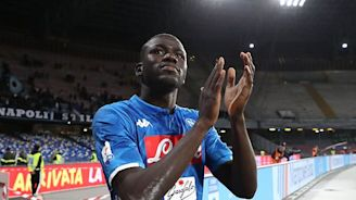 Man City 'make £85m bid for Napoli defender Kalidou Koulibaly'