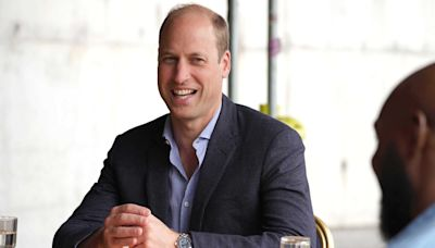William joins forces with ex-New York mayor Michael Bloomberg on climate project