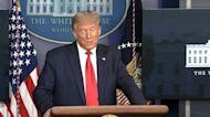 'I didn't lie': Trump addresses Woodward revelations on coronavirus