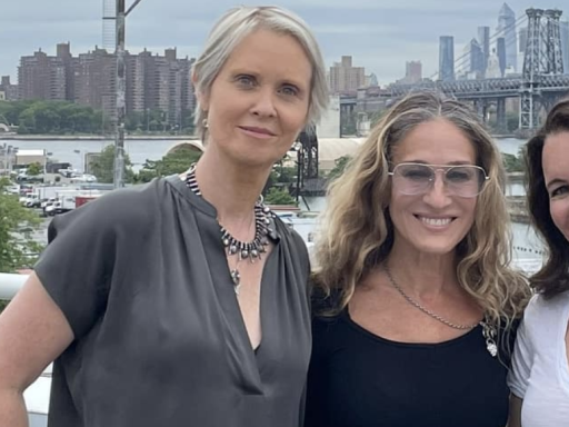 Sarah Jessica Parker Shared a New Cast Photo After the 'Sex and the City' Reboot's First Table Reads