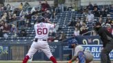 WooSox muster just two hits in fourth straight loss to Iron Pigs