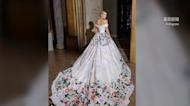 最美王室成員結婚了! 黛安娜姪女嫁「大32歲」時尚大亨