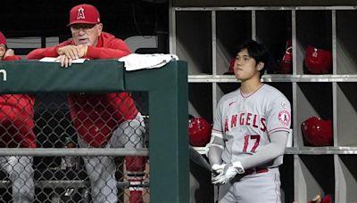 大谷翔平遭砸觸身球投手被趕出場 天使教頭:絕對是故意的