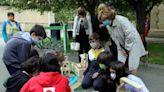 Tonucci concluye su visita a Huesca formando sobre la participación de los niños en la ciudad