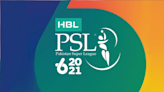 PSL 2021 – Replacement and points table update, who's on top?