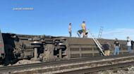At least 3 killed and dozens injured after Amtrak train derailment