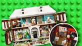 Lego reveals iconic 'Home Alone' house building set