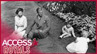Prince Charles Shares Sweet Royal Throwback Photo With The Queen From 70 Years Ago