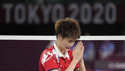 東奧金牌陳雨菲帶傷奮戰 中國全運女單二連霸