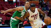 Jimmy Butler, Tyler Herro carry the night as Heat close preseason with win over Celtics