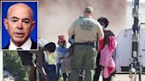 DHS Mayorkas: We're reuniting whole families, not just parents, with border kids