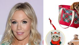 Jennie Garth's Furry and Fabulous Holiday Gift Guide for Pet Lovers