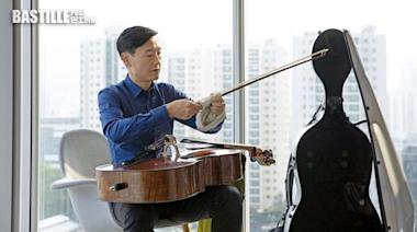 國際大提琴家李垂誼暢談「超時空」音樂路 寄語父母讓孩子發現為什麼喜歡音樂 | 社會事