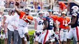 Auburn quarterback Chayil Garnett enters transfer portal
