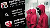 Warning to delete Squid Game app from your phone after Google BANS it