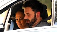 Ben Affleck and Jennifer Lopez Spotted House Hunting in L.A.