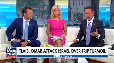 Media silent on group behind Tlaib and Omar's Israel trip