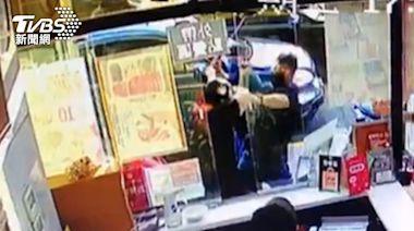 北市內湖超商爆「4惡煞當街擄人」 店員嚇傻急報警