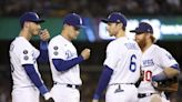 Plaschke: What happened? Dodgers go from miracle comeback to three hours of collapsing cringe