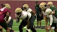 Florida State football building confidence as they turn attention towards Clemson
