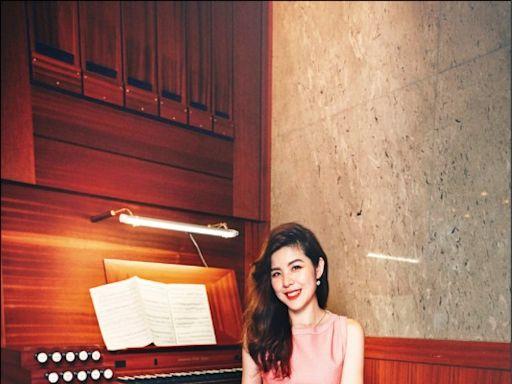 《人物專訪》台灣管風琴女神技驚歐洲 余曉怡將挑戰跨界