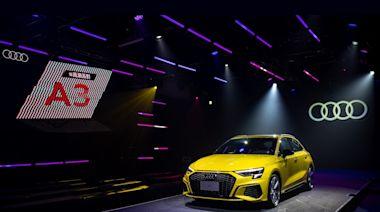 風潮玩家全新Audi A3 Sportback 138萬元起領潮上市