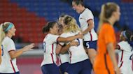 U.S. Olympic women's soccer team reaches semifinals in thrilling win