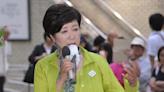 人物》李前總統是她的生命導師 東京都知事小池的女王物語