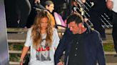 PHOTOS: Jennifer Lopez and Ben Affleck walk hand-in-hand while stepping out from Global Citizen Live concert