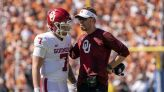 2022 NFL draft: Oklahoma's Spencer Rattler sinks in QB power rankings after Texas benching